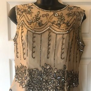Adrianna Papell formal top